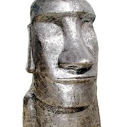 sculpture argent